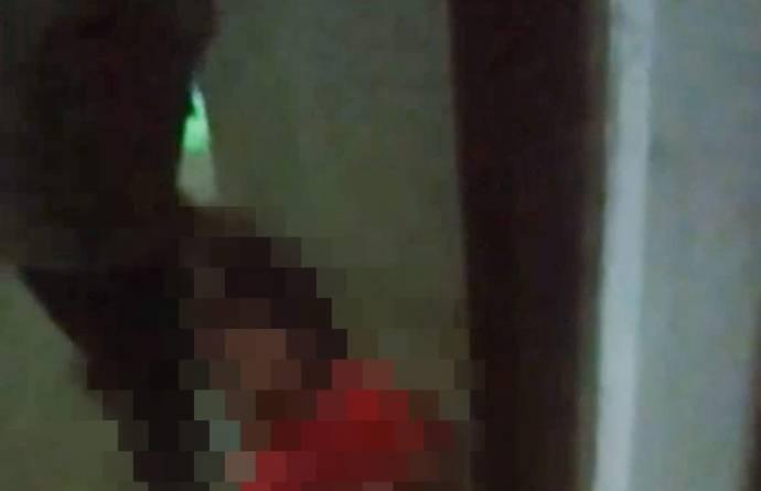 Ibu Tiri ini Viral Setelah Video Aksi Kekerasannya Diposting di Medsos
