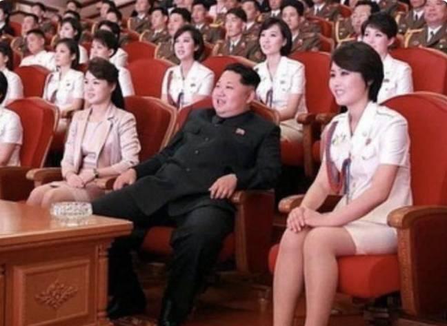 Inilah Kisah 2.000 Wanita Simpanan Kim Jong-Un, Konon Gajinya Mencapai Rp30-160 Juta