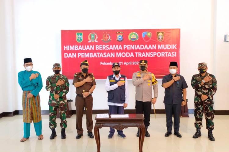 Bagi yang Nekat Mudik ke Riau, Gedung Bekas SPN Rumbai Menunggu Sebagai Tempat Karantina