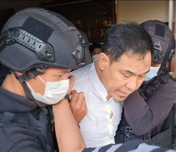 Breaking News: Munarman Ditangkap Densus 88 Terkait Dugaan Baiat Teroris di 3 Kota