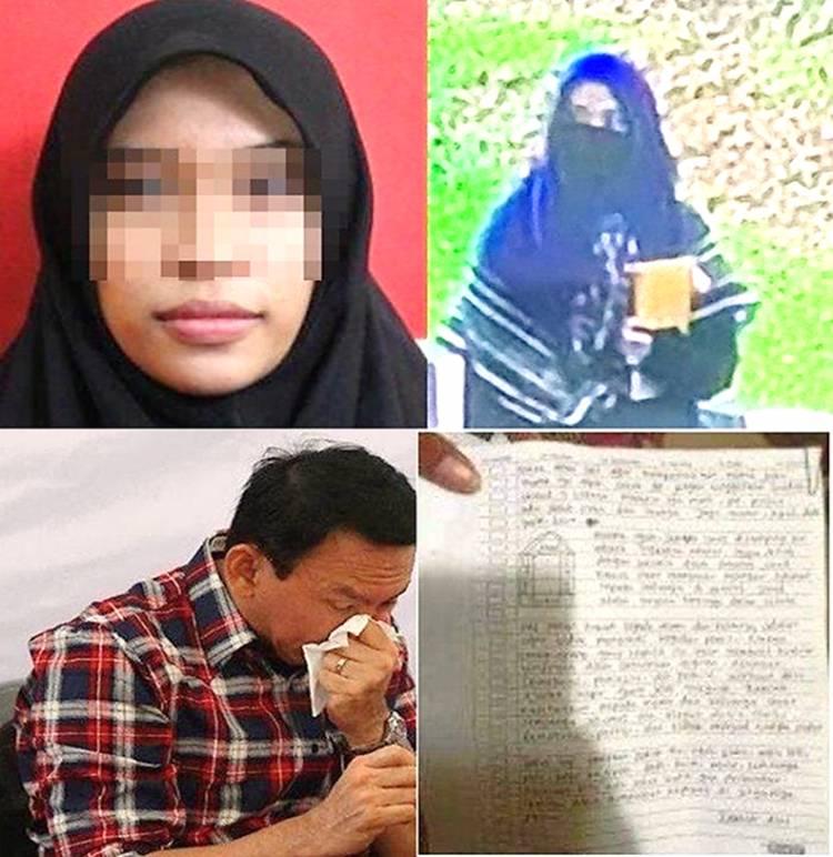Siapa Sosok Wanita yang Serang Mabes Polri dan Sebut Nama Ahok dalam Surat Wasiatnya?