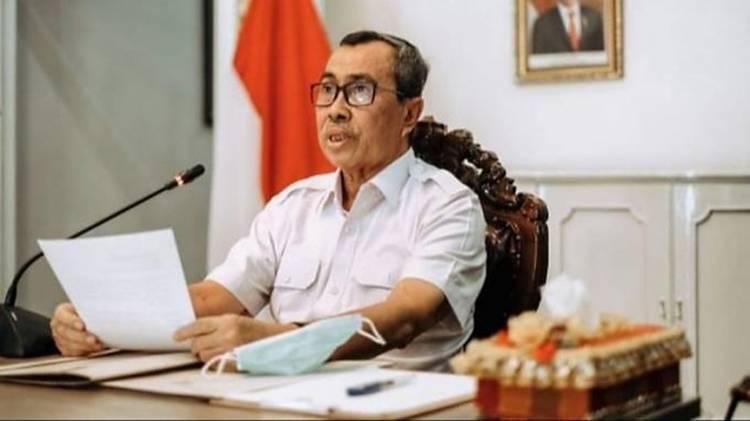 Karena Tingginya Penambahan Kasus Positif Covid-19, Gubernur Riau Akhirnya Larang Mudik Lokal
