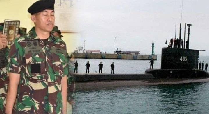 Sosok Letkol Laut(P) Heri Oktavian Komandan Kapal Selam KRI Nanggala 402