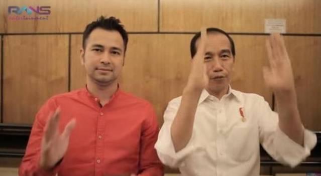 Isu Reshuffle,Raffi Ahmad Digadang Gadangkan Jadi Menteri Jokowi