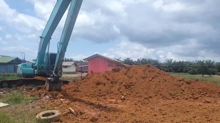 Diduga Oknum Penghulu Terlibat Soal PT JJP Melaui Kontraktor PT ASDG Beli Tanah Timbun Quarry Ilegal?