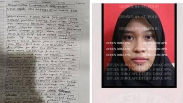 Jenazah Zakiah Aini Penyerang Mabes Polri Siap Di Otopsi,Dimakamkan Dini Hari