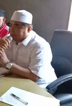Ketua KNES H. Alwi Arifin Bantah Dijemput Paksa Polisi