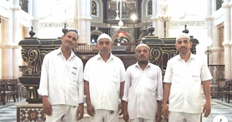Indahnya Islam: Keluarga Muslim Turun-temurun Jaga dan Lestarikan Sinagoga Yahudi di India
