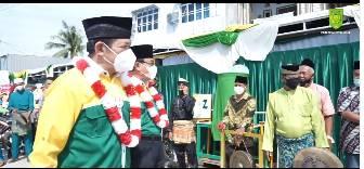 Bupati HM Wardan Hadiri Grand Opening Toko Z Pendayagunaan Zakat