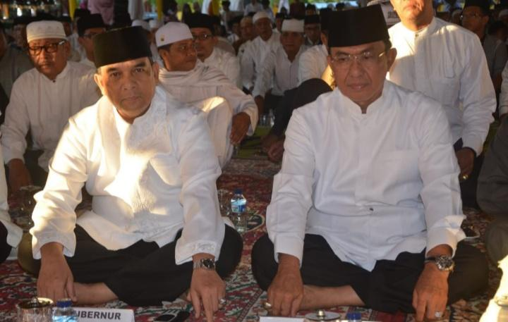 Pemkab Inhil Gelar Silahturahmi dan Buka Puasa Bersama Wakil Gubernur Riau