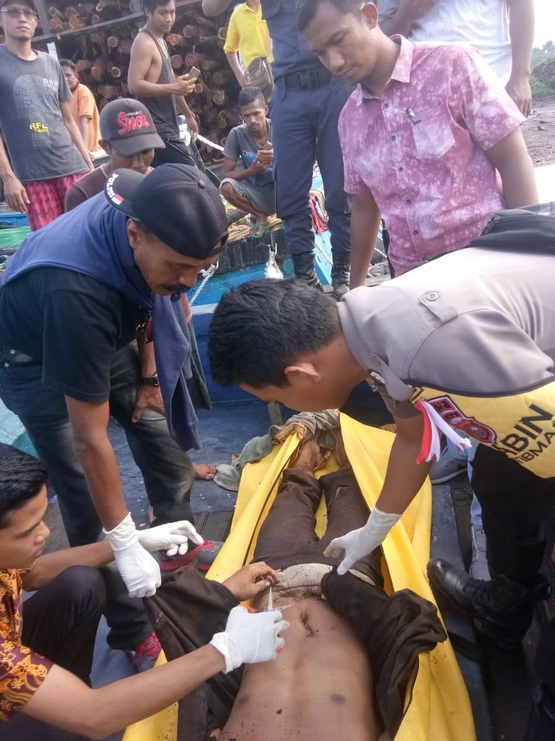 Karyawan PT RIA di Pelangiran Tewas Diterkam Harimau