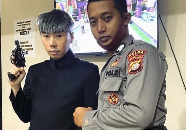 Roy Kiyoshi Di Ciduk Polisi Diduga Penyalagunaan Narkoba