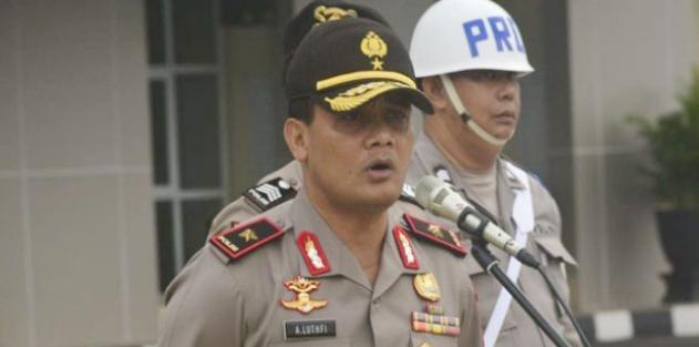 Polda Jawa Tengah Pertama Kali di Pimpin Perwira Tinggi Polisi Non Akpol