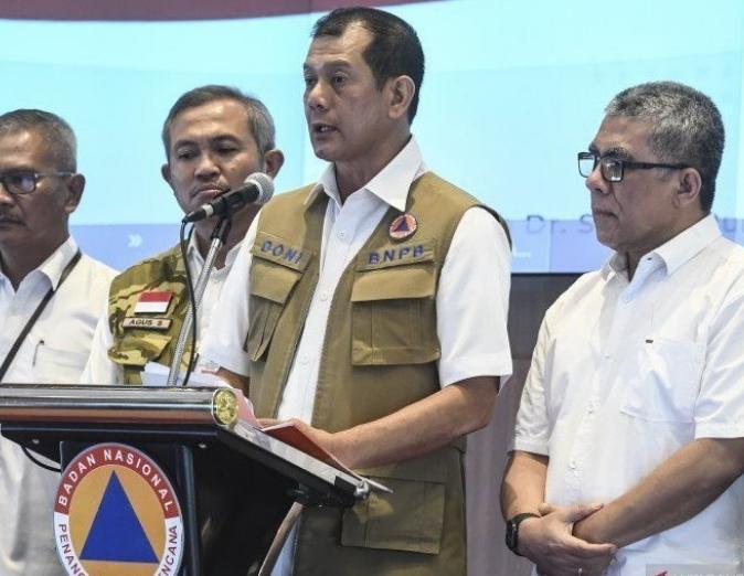 Doni Monardo : 110 Kabupaten/Kota Belum Memiliki Kasus Covid 19,Ini Resepnya