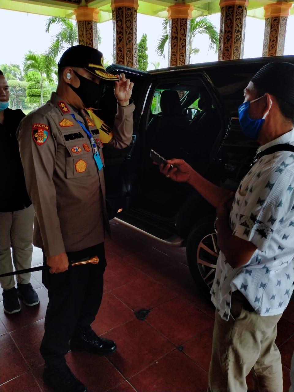 Polres Pelalawan dan Pemkab Pelalawan siap Laksanakan New Normal