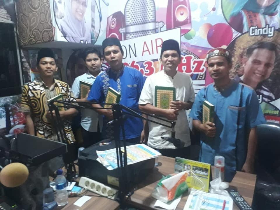 Dewan Da'wah Kampar Adakan Tadarus Setiap Malam Ramadhan Di Radio RAMA FM Kampar
