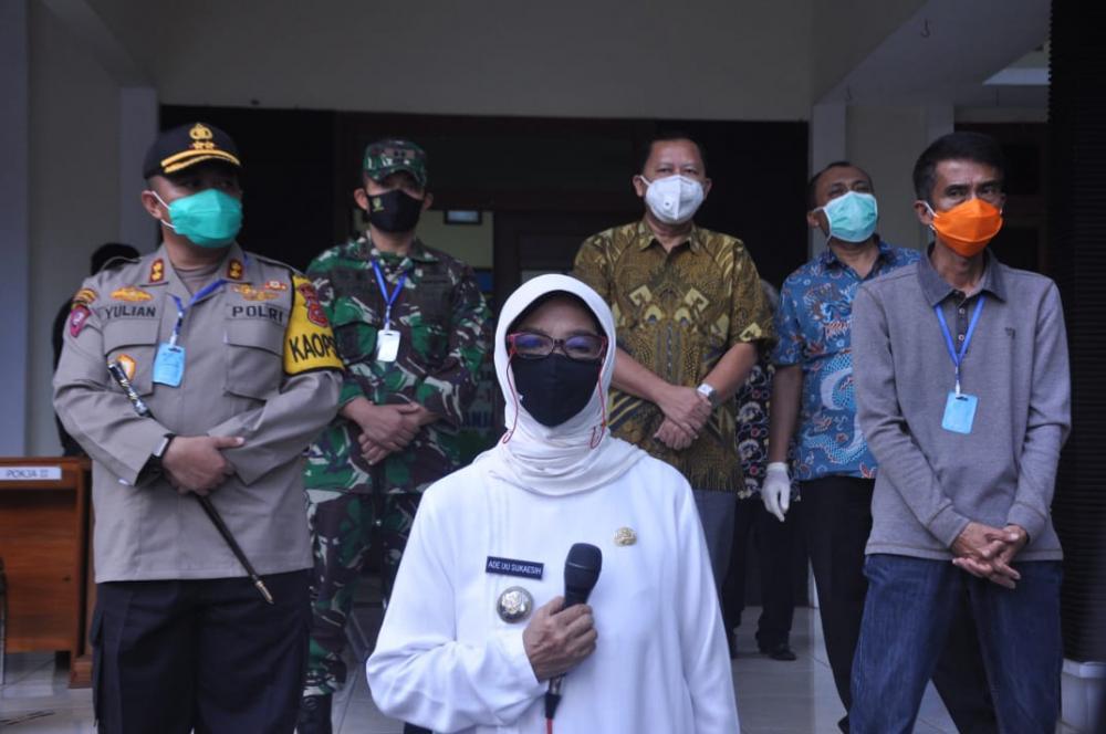 PSBB Kota Banjar Tahap Kedua Akan Diterapkan Lebih Tegas  Dengan Berbagai Sanksi .