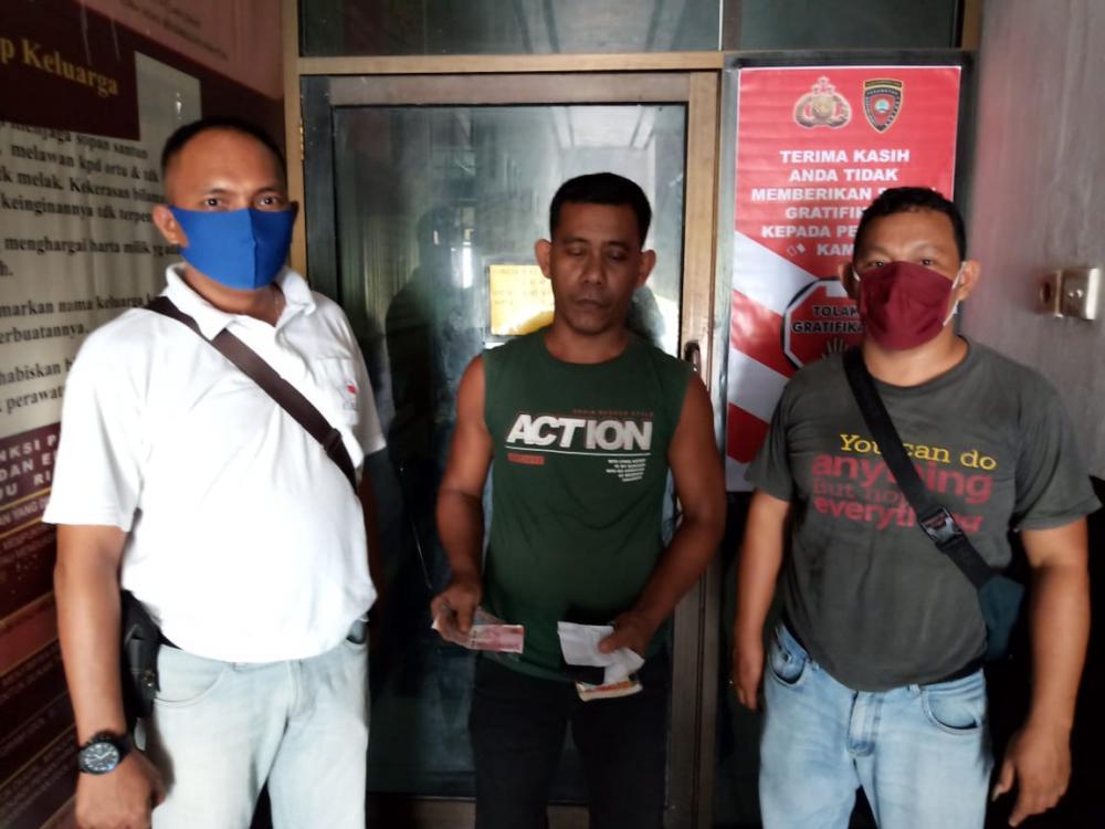 Gantikan Kawan Jadi Jurtul KIM SL Ditangkap Polisi