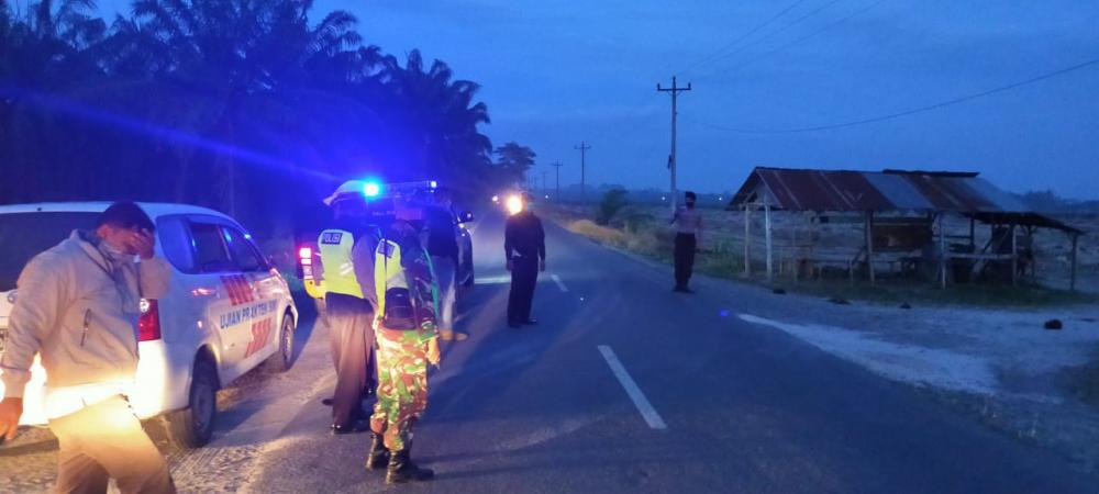 Ciptakan Situasi Aman Di Bulan Ramadhan, Polres Sergai Laksanakan Patroli Gabungan