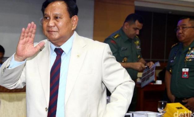 Prabowo Penggemar Penyanyi Campursari Didi Kempot,Dahnil Posting Beliau Nyanyi Sewu Kuto