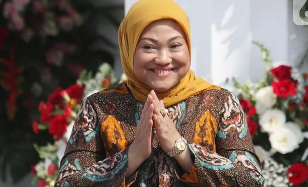 Menteri Ketenagakerjaan Ida Fausiyah Izinkan Perusahaan Menunda Atau Mencicil THR Tahun Ini
