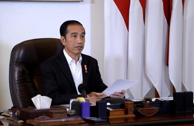Jokowi: 89 Ribu Pekerja Migran Sudah Tiba, Jangan Sampai Jadi Gelombang 2 Corona