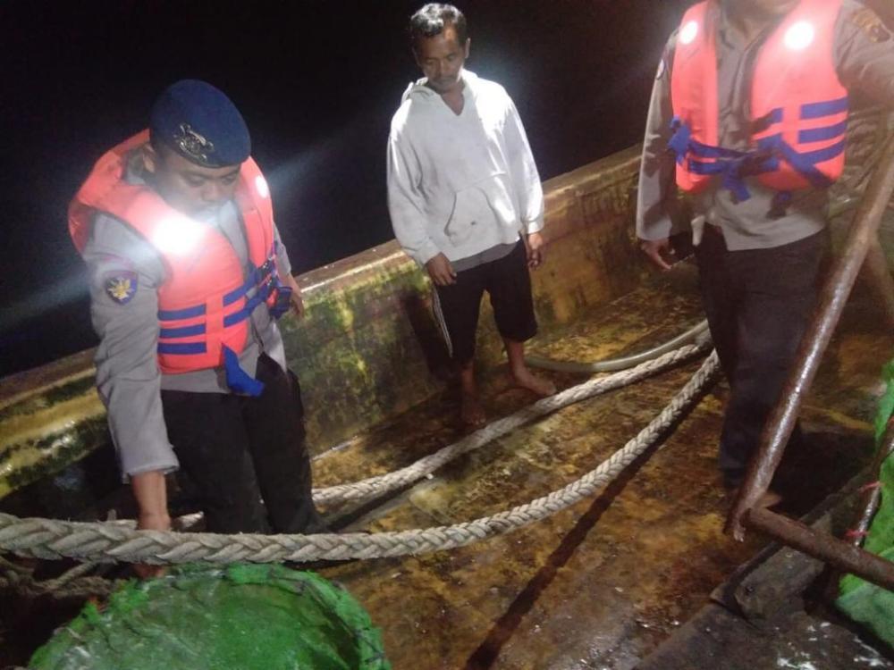 Cegah Penyeludupan Narkoba, Sat Pol Airud Polres Sergai Gelar Patroli Laut