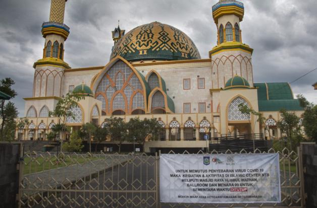 MUI Sesalkan Mengapa Larangan Masyarakat Untuk Tidak Berkumpul di Masjid.