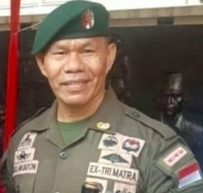 Ruslan Buton merupakan Panglima Serdadu Eks Trimatra Nusantara