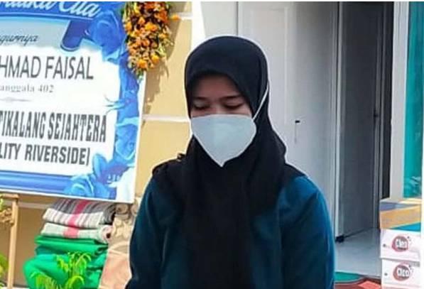 Sertu Achmad Faisal Titip Dompet,Kartu ATM dan  Surat Cinta Untuk Istrinya Setiap Akan Berlayar