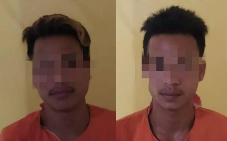 2 Pelaku Pengeroyokan Diamankan Warga dan Diserahkan ke Polsek Tapung Hilir