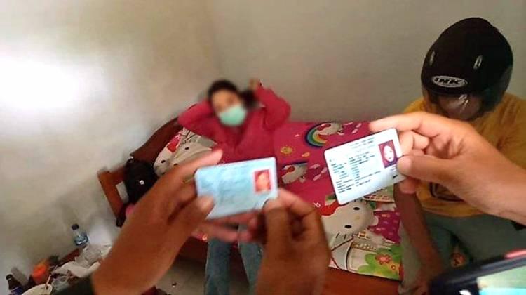Pasangan Bukan Suami Istri Terjaring Petugas Pekat Berduaan di Penginapan Siang Hari saat Puasa