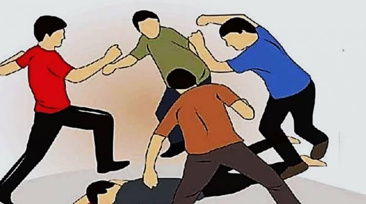 Akibat Diteriaki 'Maling' oleh Preman, Anggota TNI AL Jadi Korban Pengeroyokan
