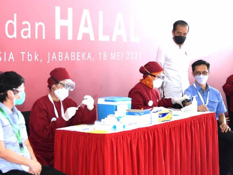 Vaksin Gotong Royong Percepat Vaksinasi untuk Usia Produktif dan Pemulihan Ekonomi