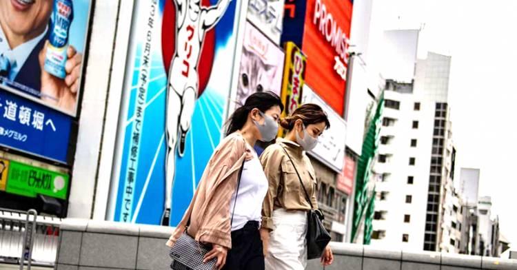 Osaka Dihantam Varian Baru Covid-19 Gelombang Keempat, Rumah Sakit Kehabisan Ventilator