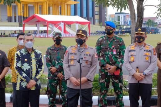 Wakapolri Resmikan Gedung Pelayanan Publik Terpadu Polri Polda Riau
