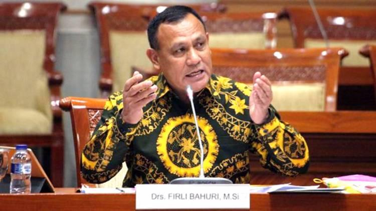 Ketua KPK Firli Bahuri  Mendapat Aduan Pelanggaran Kode Etik dari 75 Pegawai KPK