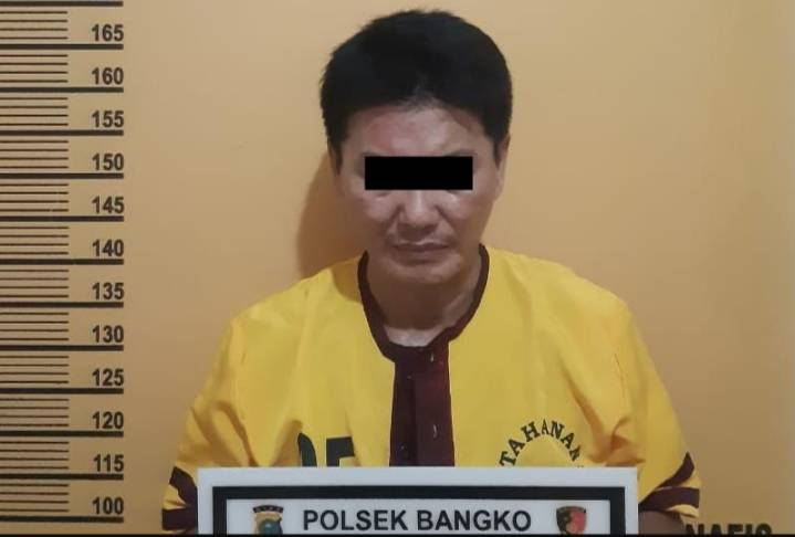 Polsek Bangko Ungkap Penyalahgunaan Narkoba, BB Sabu 0,16 Gram dan 96 Ekstasi Disita