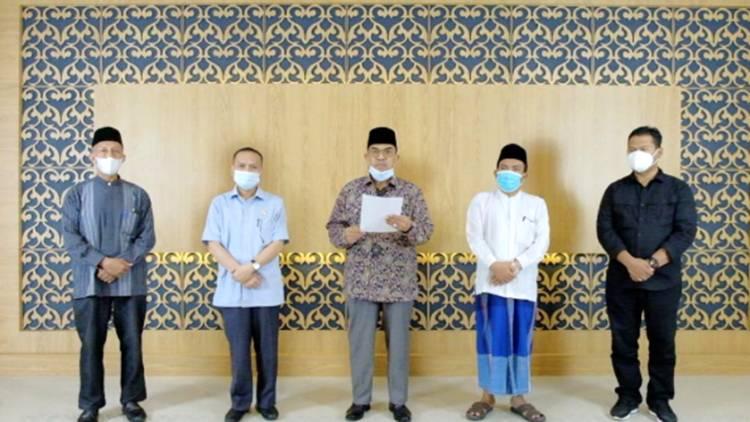Tokoh Agama Riau Keluarkan Pernyataan Sikap Mendukung SE Walikota Pekanbaru dan Polda Riau