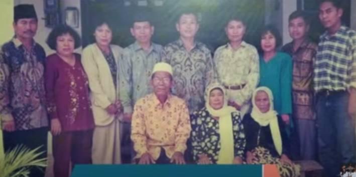 Petani Ini Tak Lulus SD Tapi Jadi 'Panglima', 6 Anaknya Sukses Perwira TNI-Polri