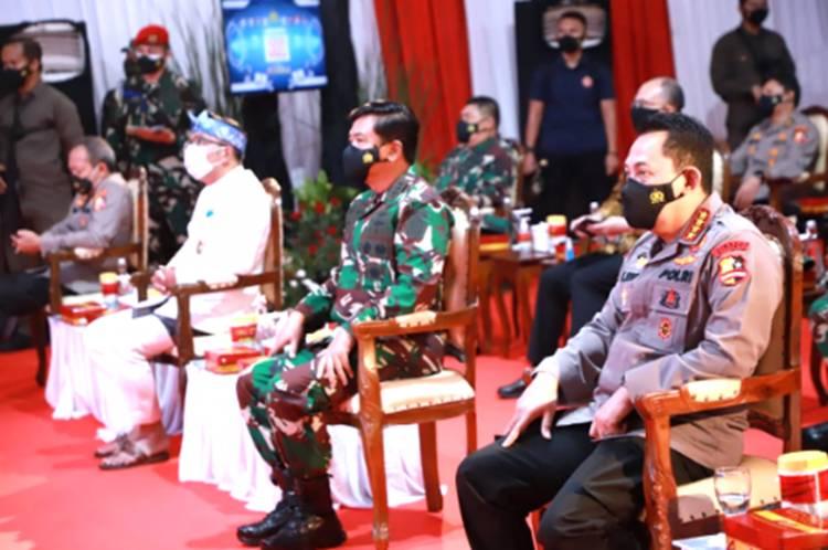 Respon Cepat Aduan Masyarakat, Panglima TNI dan Kapolri Luncurkan Hotline 110