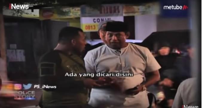 Ngaku Anggota TNI,Rupanya Pencuri Laptop
