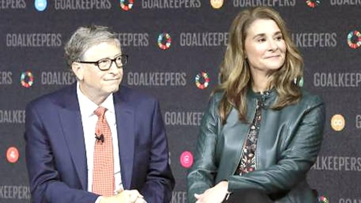 Mengejutkan! Pasangan Harmonis Bill dan Melinda Gates Mengumumkan Mereka Bercerai