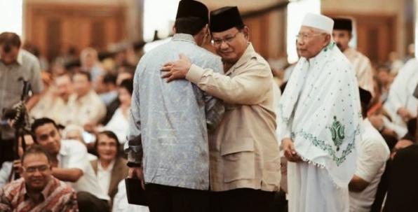Kubu Prabowo-Sandi Ngaku Ikhlas Apapun Putusan Mahkamah Konstitusi