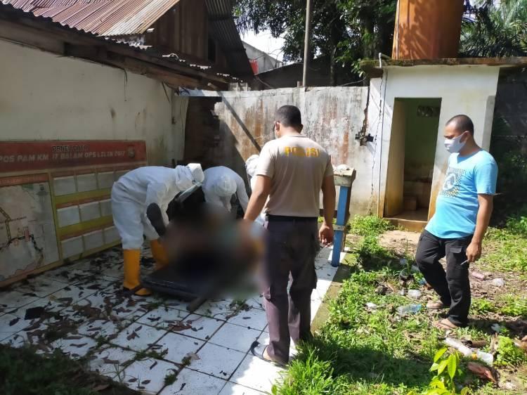 Warga Lampung Ditemukan Sudah Tidak Bernyawa, Diduga Gantung Diri
