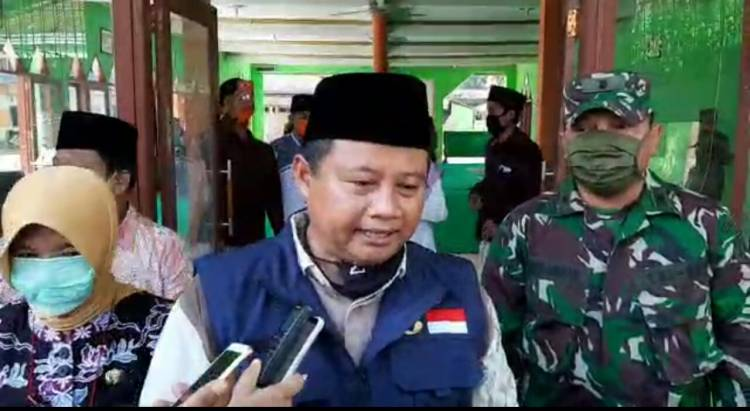 Wakil Gubernur Jawa Barat  Kunjungi Pondok Pesantren Miftahul Huda Al-Azhar  Citangkolo