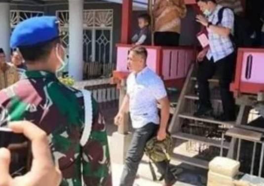 Ruslan Buton Ajukan Praperadilan Atas Kasus Yang Menimpa Dirinya Lewat Kuasa Hukum