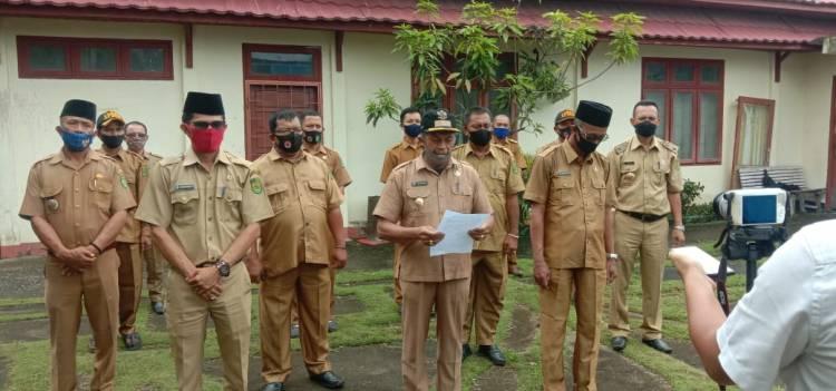 Delapan Belas Desa di Inhil Beri Klarifikasi Laporan Dugaan Penyelewengan Dana Desa