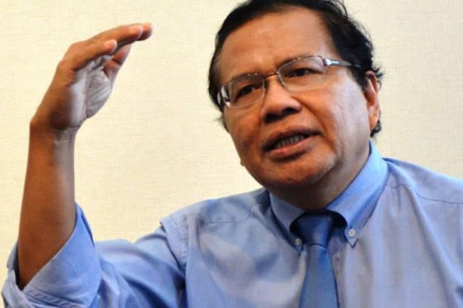 """Menurut pakar politik dan hukum Universitas Nasional Jakarta, Saiful Anam""""Beda kelas antara LBP dengan RR"""""""
