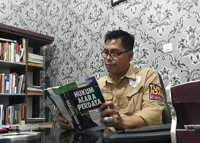Ketua PD. IWO Pelalawan Sangat Sayangkan tentang Kebijakan DPRD Pelalawan yang Meniadakan Anggaran untuk Publikasi Media
